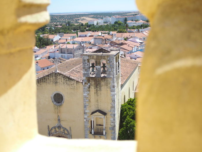 Moura City Cityscape Town Façade Place Of Worship History Old Town Palace Architecture Building Exterior Fort Castle Old Ruin Medieval Fortified Wall Ancient History