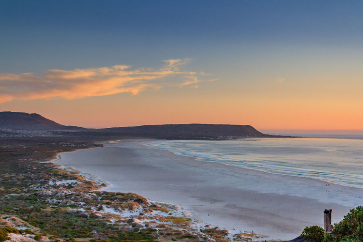 Cape peninsula Sunset Cape Peninsula Noordhoek South Africa Beach Beauty In Nature Day Horizon Over Water Nature No People Noordhoek Beach Outdoors Scenics Sea Sky Sunset Tranquil Scene Tranquility Water Wave