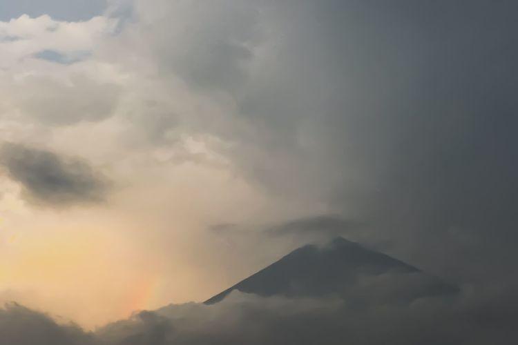 Rainbow Mt Fuji