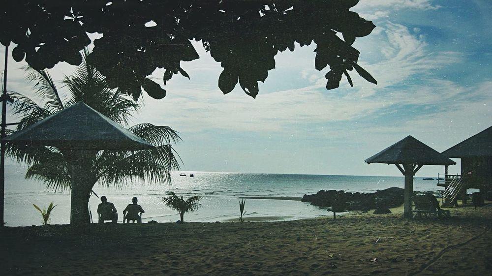 The Places I've Been Today OpenEdit Malaysia Tioman Island Heaven Nature EyeEm Best Edits EyeEm Nature Lover Watchingsunset
