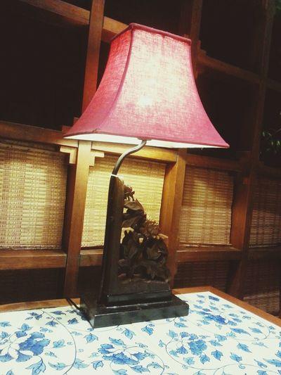Interior Design Relaxing Lamp Enjoy Life