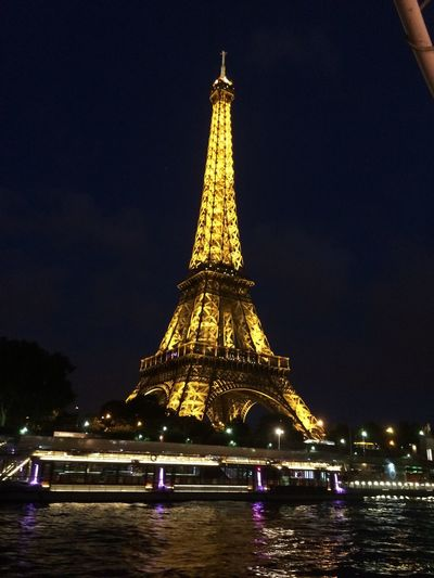 Effeil Tower Paris Night Light Subscribe Followme Check This Out
