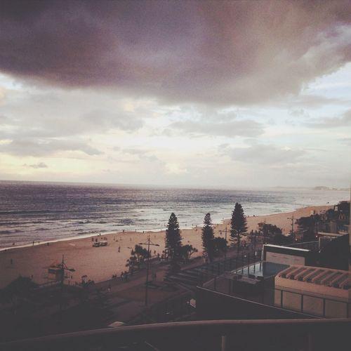 Gold Coast City Beach Beach Photography