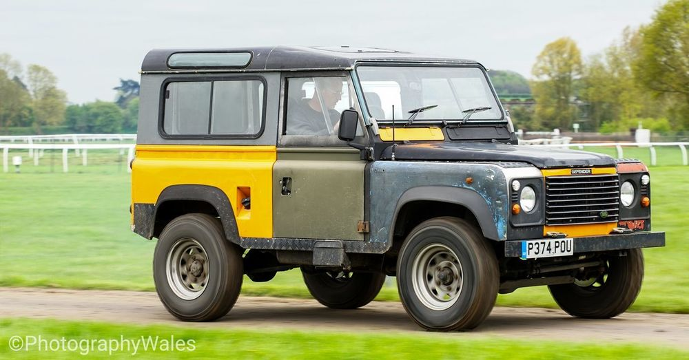 Paul Smith Prototype, Honest 😉 Landrover  Land Rover Defender TDIpower PhotographyWales SONY A7ii Photography Photooftheday AdventureOverlandShow Show Overland Defender90 4x4life British Classic Icon Retro EyeEm Selects Truck 4x4