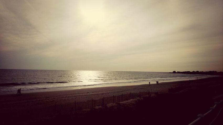 Und ein letzter Blick auf den Atlantik.