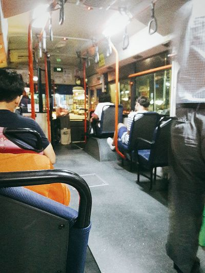 In The Bus Busylife Busy City