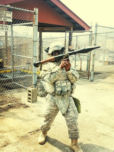 Ready For War!!!!