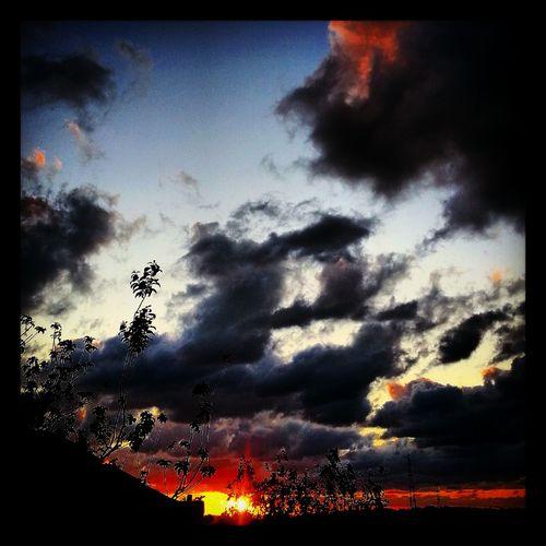 Sunset Sky Collection Cloudporn Skyporn