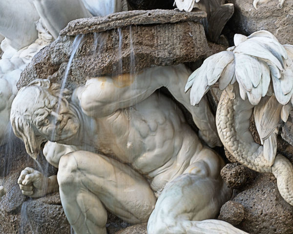 #Pain #fountain #mythology #statue Inner Power Architecture Close-up Human Representation Sculpture