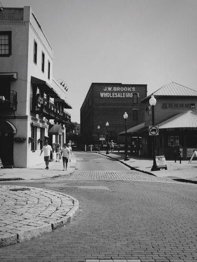 Old Time Classics Old Timey Blackandwhite Black & White Vintage 1920s Vintage Town Old Old Buildings