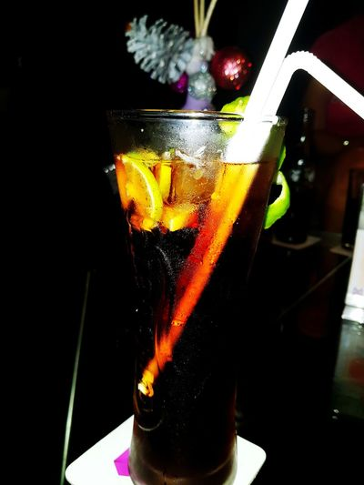 Long Island Ice Tea Anantaya Resort Chilaw Sri Lanka Bar Alcohol Mobilephotography Sri Lanka Drink Indoors  Refreshment Food And Drink Close-up No People Drinking Glass