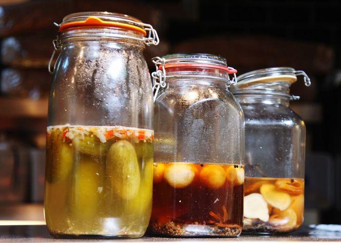 Get pickling..
