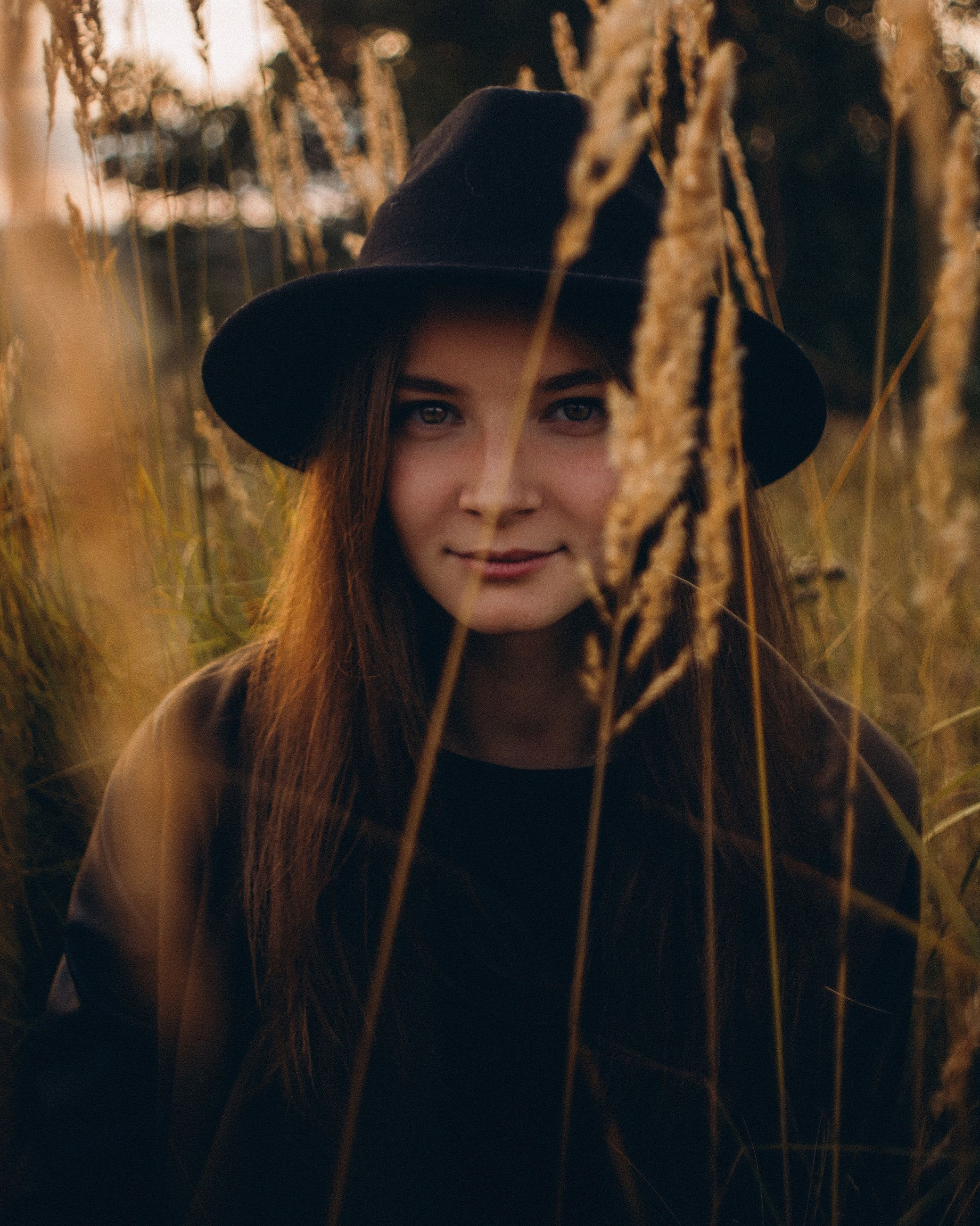real people, one person, front view, portrait, young women, looking at camera, young adult, leisure activity, lifestyles, outdoors, beautiful woman, standing, nature, day, tree, halloween