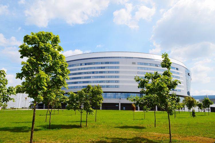 Minsk Sport Sports Architecture Minsk City