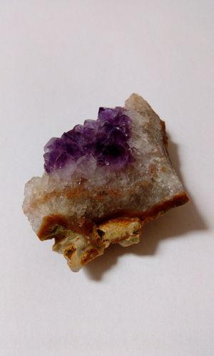 amethyst Gemstone  Healing Stone Precious Stone Violet Quartz Edelstein Heilstein Mineral First Eyeem Photo
