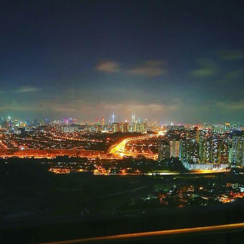 Night Sky Cloud - Sky Architecture City Life Sea And Sky