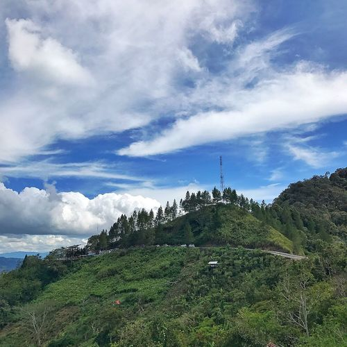 What A Beautiful Place with the clear blue sky and fresh air. I'm in love for this place. Nature By ITag View By ITag A Place By ITag Takengon (22.09.17) By ITag