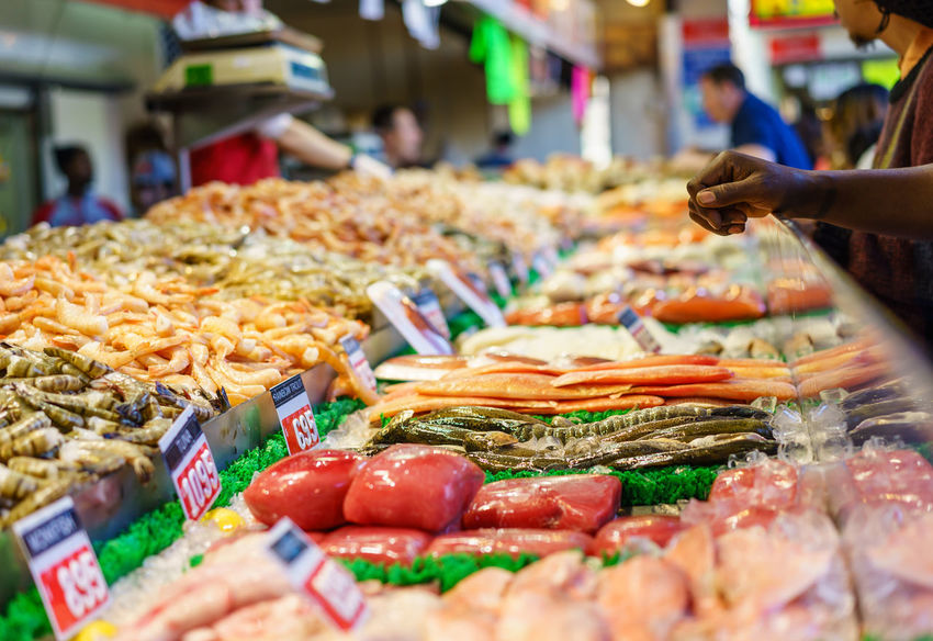 Food Stories Clams Crab Crabs District Of Columbia Fish Fish Market Food Fresh Jessie Taylor Seafood Octupus Oyster  Sale Salmon Seafood Show Us Your Takeaway! Showcase April Squid To Go USA Washington Washington, D. C. Wharf Inc Live Love Shop
