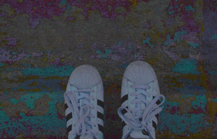 Adidassupertar Adidas Chipped Paint Painted Concrete Photography City Downtown Alabama Opelika Alabama City Photography Girl Two Is Better Than One