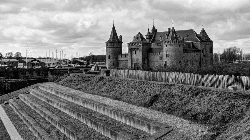 Monochrome Blackandwhite Castle Muiderslot EyeEm Black&white!