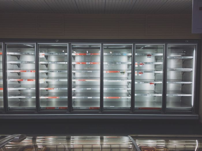 How Do You See Climate Change? Empty supermarket Disaster Shelves Supermarket Scenes The Week On EyeEm Editor's Picks