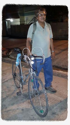 My dad. :)