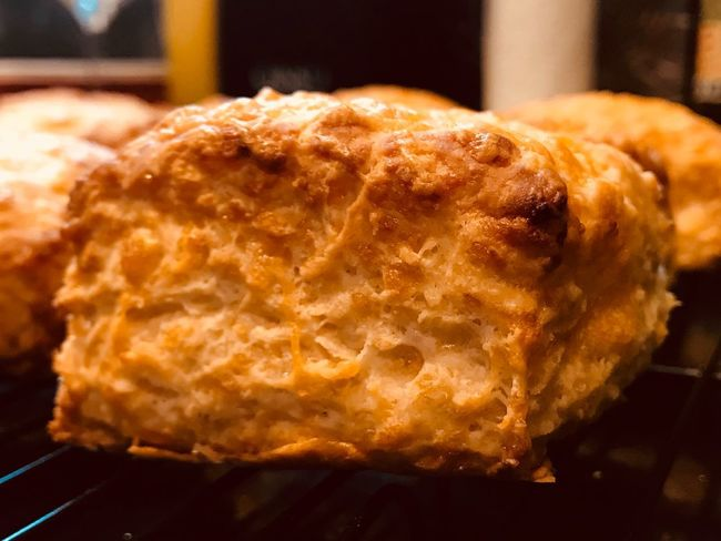 Cheese scones Food Food And Drink Freshness Indoors  Still Life Close-up Focus On Foreground Ready-to-eat No People Bread