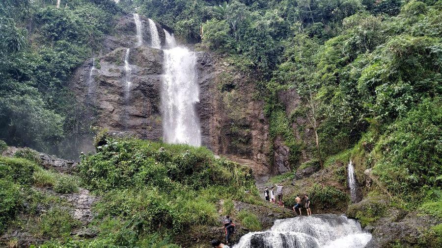 waterfall Cina