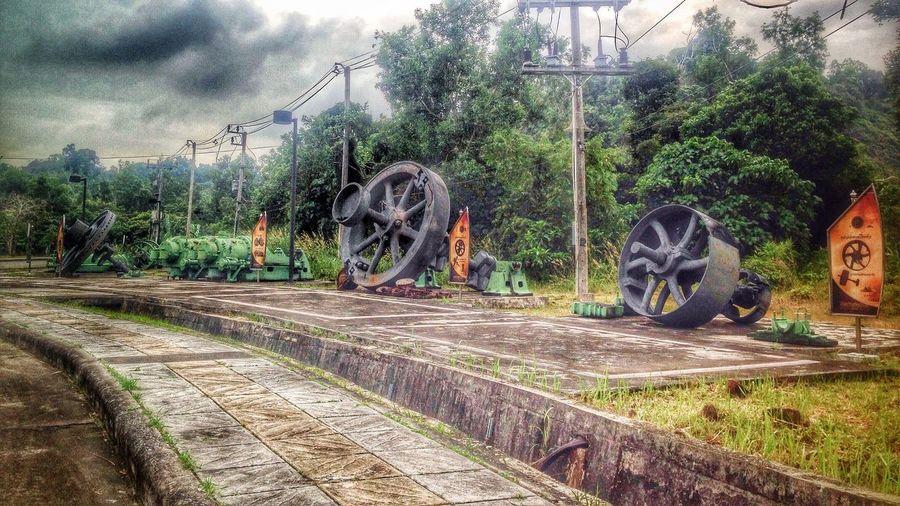 พิพิธภัณฑ์เหมืองแร่ Mining Museum Phuket,Thailand Kathu