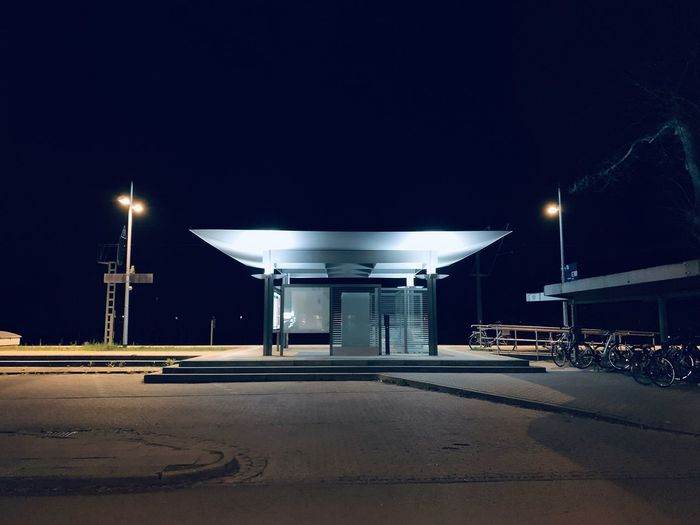 Bahnhofbennemühlen Bahnhof Night Illuminated Built Structure Architecture Building Exterior Sky Nature No People Lighting Equipment Street Outdoors Travel Destinations The Mobile Photographer - 2019 EyeEm Awards
