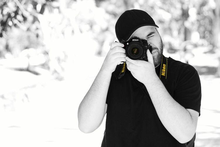 The Nikonian Black And White Black & White Portrait Portraiture Man CutOut NikonBotanical Garden Rio De Janeiro Rj The Portraitist - 2015 EyeEm Awards