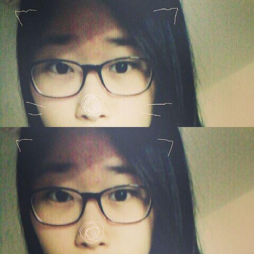 I see you~ Selfie Cute Korean Lovely