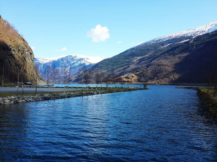 April2016 Day4 Norway Flåm Fjords Fjordsofnorway Aurlandsfjord Mountains