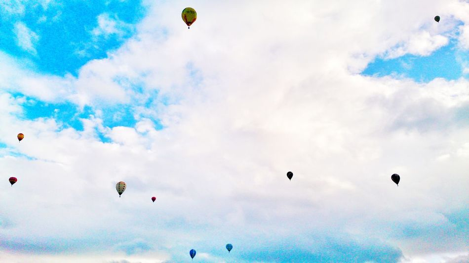 Sky Sky And Clouds Sky Collection Baloons