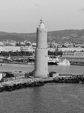 Big Lighthouse Livorno Italy