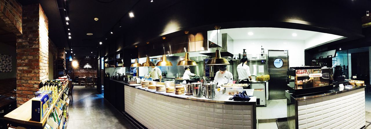 Shinsegae Olea Kitchen 올리아키친 레스토랑