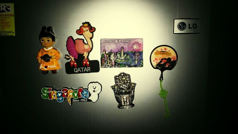 ref. magnet collection...hoping and wishing more of it♥