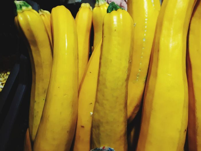 Close-up of yellow for sale in market