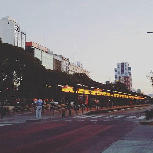 Metrobus. Caba Argentina