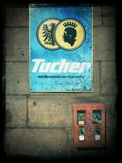 Kaugummiautomaten Gumball Machines Bier Tucher