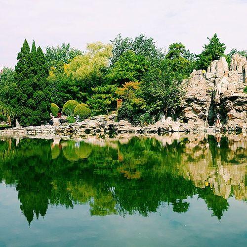 Vscocam 日坛公园 Lakeside 湖畔
