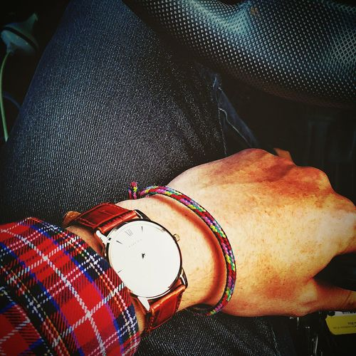 Watch Bracelet MensFashionPost Car Outfit