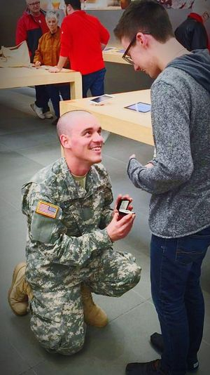 Military Uniform Heroes Trumps America Love Wins Love Without Boundaries America Dream The Photojournalist - 2017 EyeEm Awards