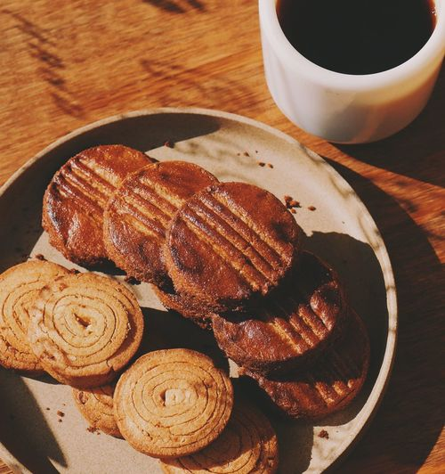 COFFEE & BAKED