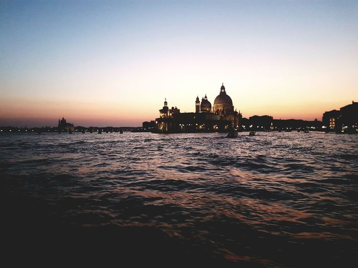 Venecia, Italia Tranquil Scene Beauty In Nature Nature Tranquility Water Architecture