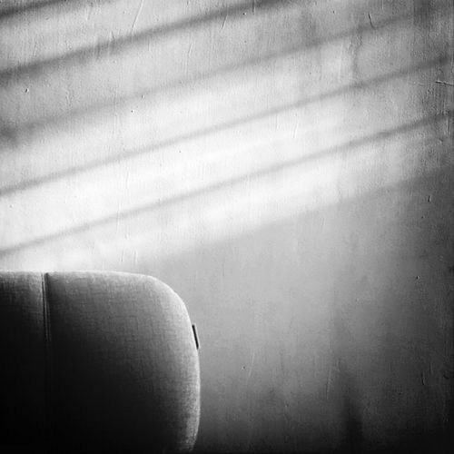 a Chair by the Window Still Life Powercam SGS2 Blackandwhite