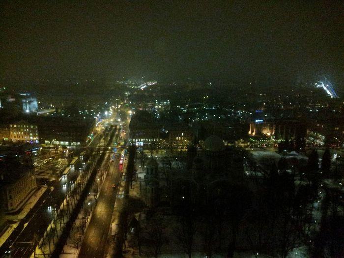 Riga Skybar Missing My Cat