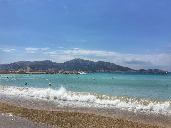 Roucas Blanc Beach