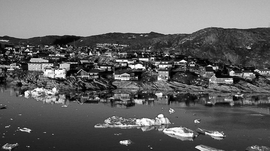 While Flying back, I took this. Black & White Icebergs Ilulissat The Real Greenland This Is Greenland Black And White Black&white Blackandwhite Blackandwhite Photography Iceberg Monochrome Mountain Mountains My Town