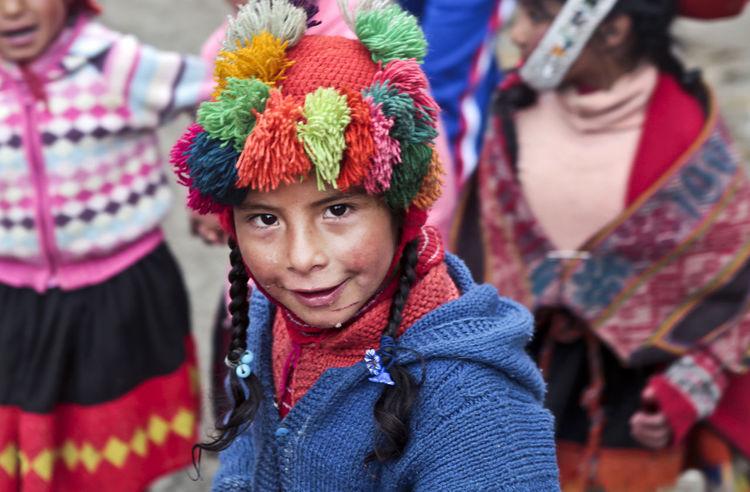 Children Kids Peru Child Childhood Little Girl Peruvian Peruvian Child Peruvian Culture Peruvian Girl Peruvian Kids South America Young Girl